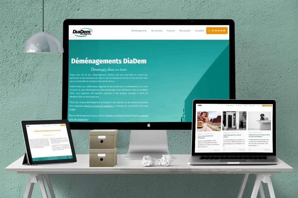 Site DiaDem