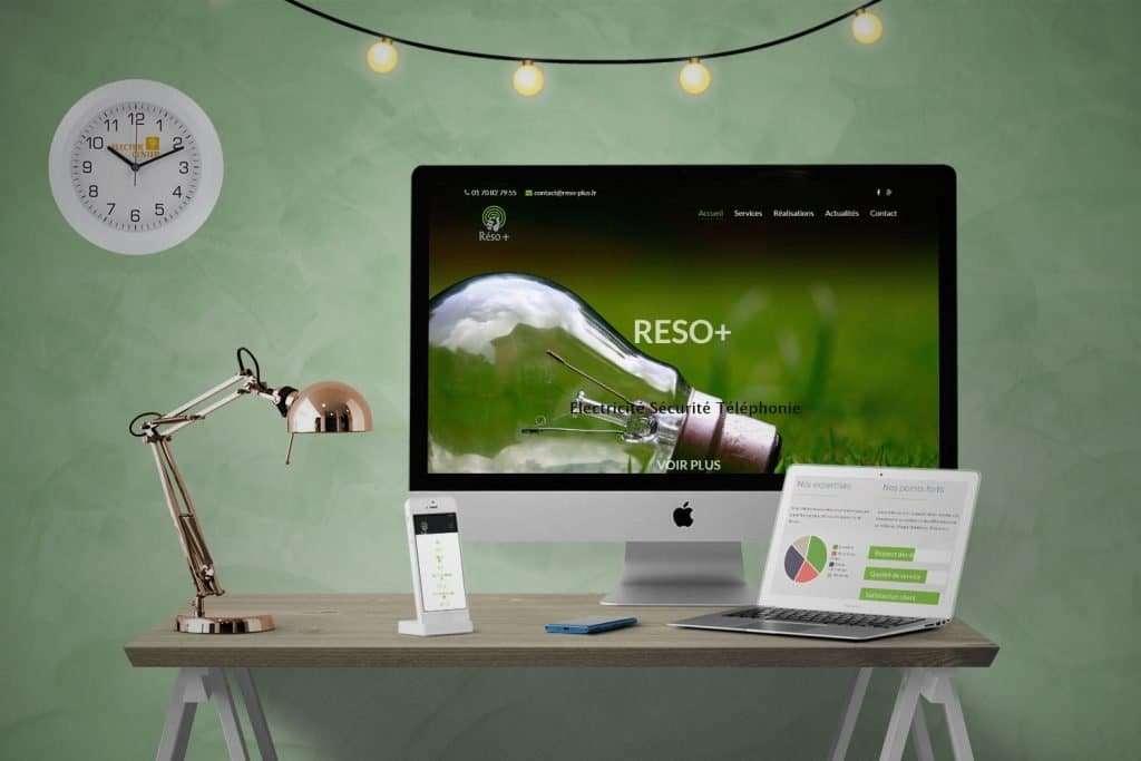 Site Reso+