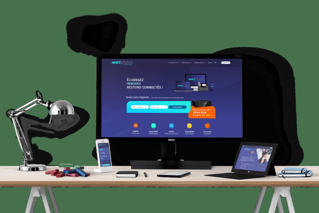 Site Nextphone