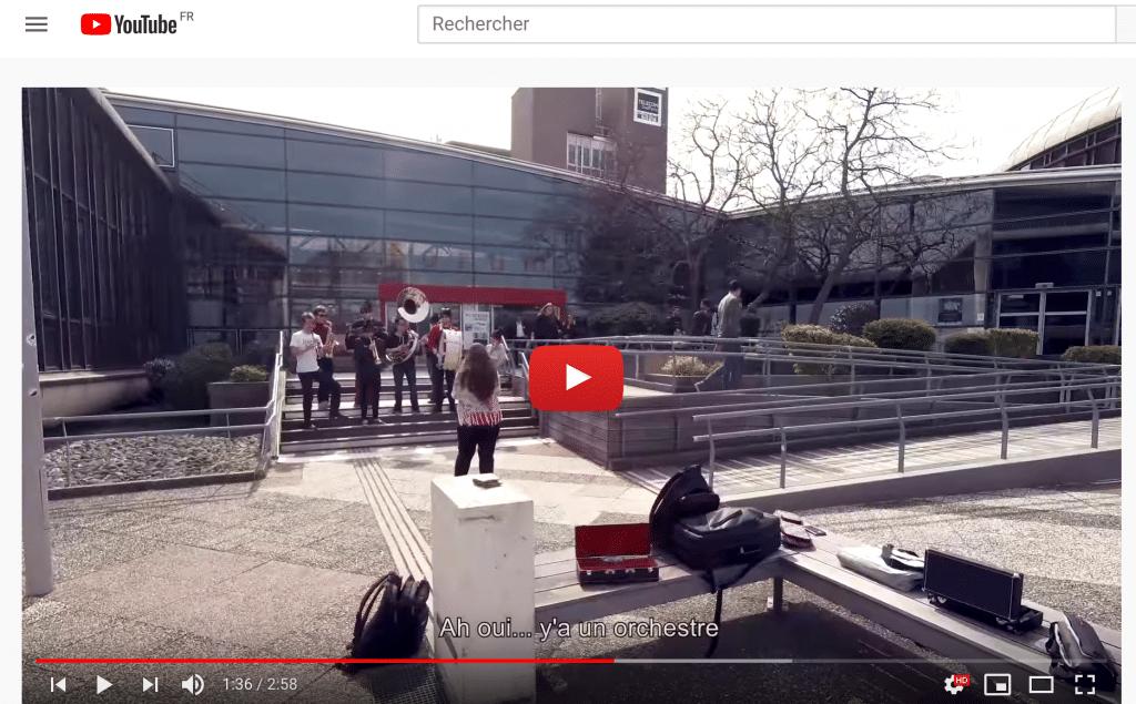 Vidéo MDC