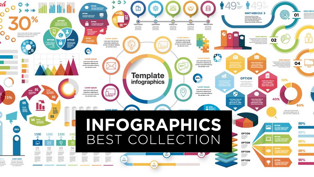 Top 5 de nos infographies préférées