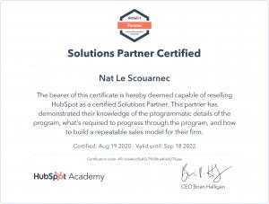 certificat-partner-hubspot-nat