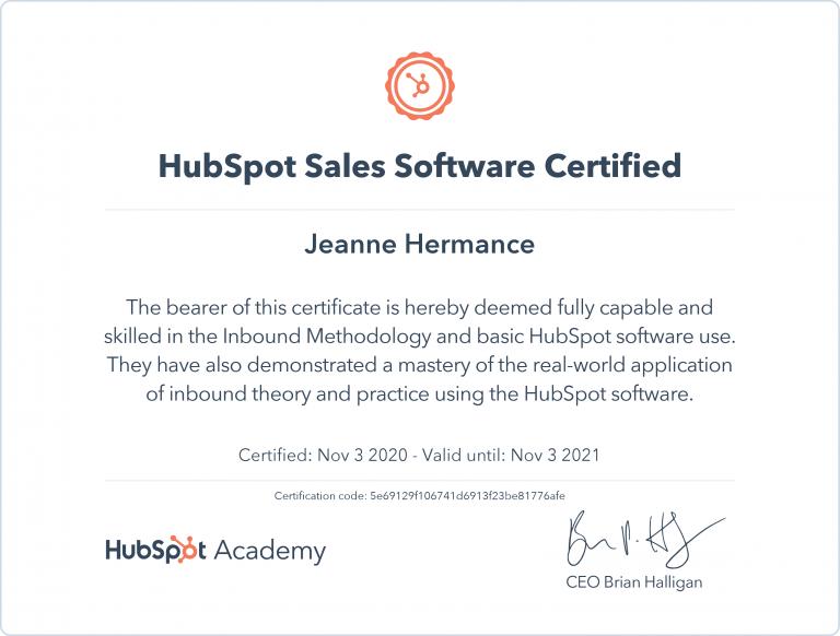 HubSpot_Sales_Software